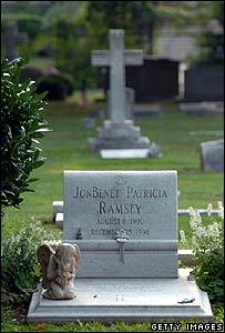 JonBenet Ramsey's grave in Georgia