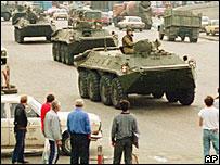 18 августа 1991 года, Москва