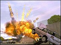 Screenshot of 24: The Game