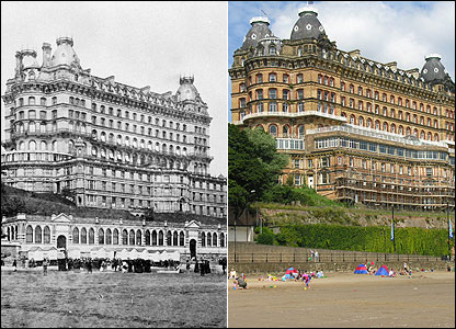 Grand Hotel, Scarborough � English Heritage (left pic)