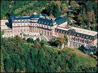 The Schlosshotel Buhlerhohe