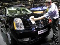 General Motors vehicle