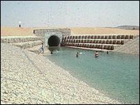 Tripoli reservoir
