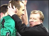 Mark Schwarzer and Steve McClaren