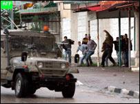 قوات إسرائيلية في جنين