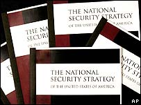 The new US National Security Strategy document