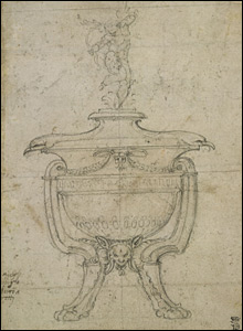 Design for a Salt Cellar