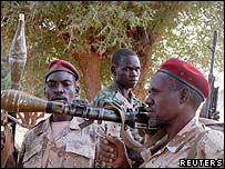 Chad rebels (Pic: Opheera McDoom)
