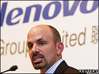 William Amelio, Lenovo chief executive