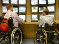 Disabled office workers, Remploy