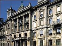 Zurich Financial building