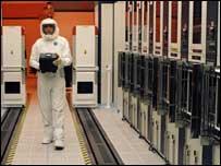 Chip fabrication plant, Intel