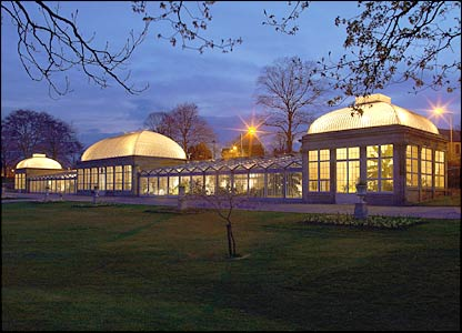 The Botanical Gardens in Sheffield, picture from Sheffield City Council