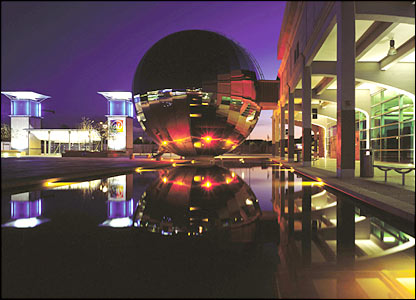Explore@Bristol, picture from Wilkinson Eyre
