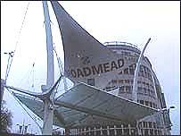 Bristol's Broadmead shopping area