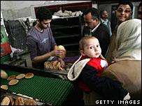 Palestinian bakery