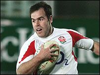 Charlie Hodgson, England fly-half
