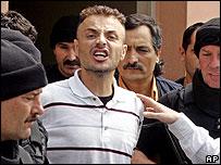 Syrian suspect Loai al-Saqa (file pic)