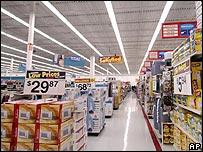 Wal-Mart store