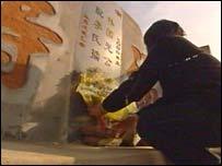 Li Jinying mourning