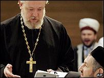 Mijail Dudko, reverendo ruso.