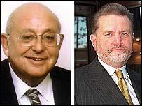 Sir David Garrard, Rod Aldridge