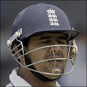England's Owais Shah