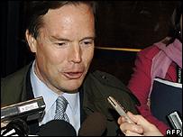 US Under-Secretary of State Nicholas Burns