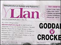 Cylchgrawn Y Llan