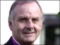 Archesgob Cymru y Dr Barry Morgan