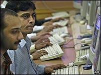 Stockbrokers in Mumbai
