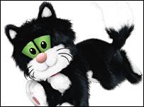Jess the cat