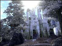 Screenshot of Oblivion