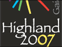 Highland 2007 logo