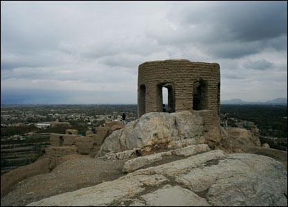 Fire temple of Atashgah