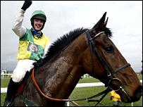 Hedgehunter won the 2005 Grand National
