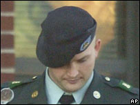 US Army Sgt Michael Smith. File photo