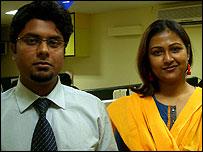 Deblina and Rajdeep
