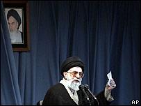 Ayatollah Ali Khamenei in Mashhad