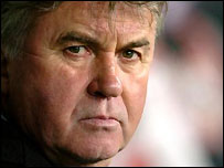 Guus Hiddink is a vastly experienced coach
