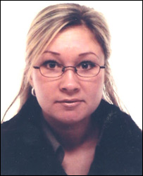 Tatjana Plotnikova (picture from Surrey Police)