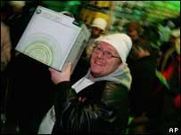 Xbox 360 launch, AP