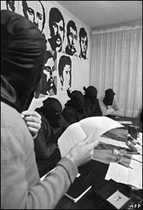 Eta members in 1973