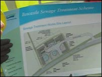 Boscastle sewage plans