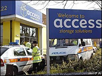 Access Storage Solutions, Hanwell, west London