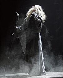 Gandalf.  Photograph Manuel Harlan