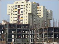 Rajarhat construction
