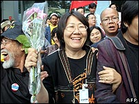 Critics of the proposed privatisation celebrate the legal victory