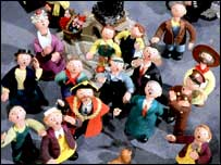 Characters from Trumpton
