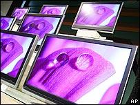 High-definition TVs